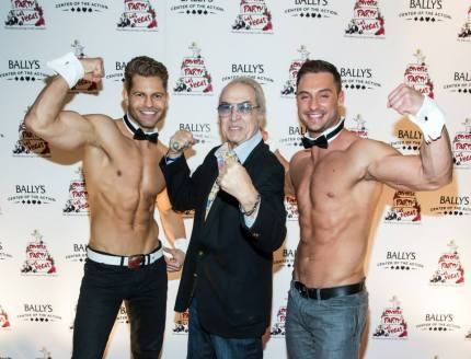 Steve Rossi and Chippendales 1