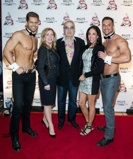 Steve Rossi and Chippendales 2
