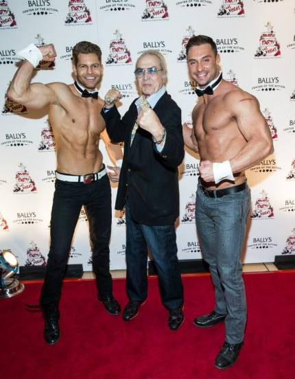 Steve Rossi and Chippendales 3